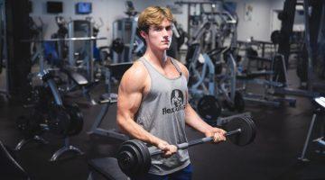 JP Arm Workout Flex Supergym